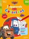 Cars J'apprends tout en coloriant MS