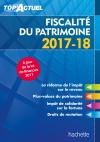 Top'Actuel Fiscalité Du Patrimoine 2017/2018