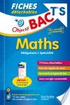 Objectif Bac Fiches Détachables Maths Term S