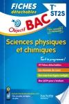 Objectif Bac Fiches Détachables Sciences Physiques Et Chimiques Term St2S