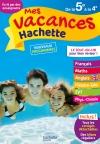Mes vacances Hachette 5E/4E