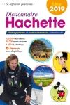 DICTIONNAIRE HACHETTE 2019