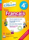 Pour Comprendre Français 4E