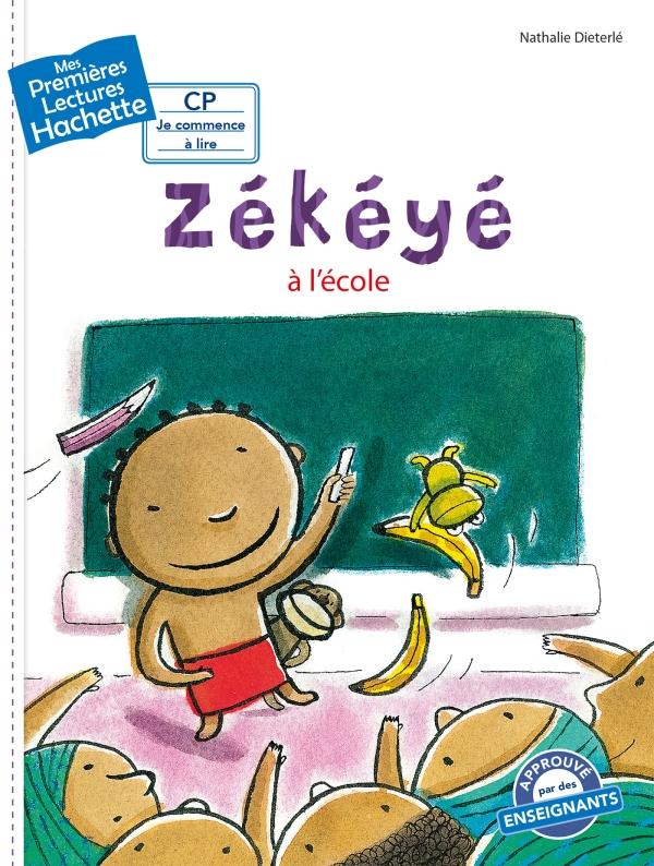 1?res lectures (CP2) Z?k?y? n?1 : Z?k?y? ? l'?cole
