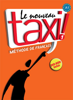 Le Nouveau Taxi ! 1- Livre de l'lve + DVD-ROM