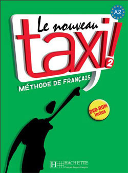 Le Nouveau Taxi ! 2 - Livre de l'lve + DVD-ROM