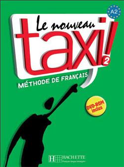 Le Nouveau Taxi ! 2 - Livre de l'élève + DVD-ROM
