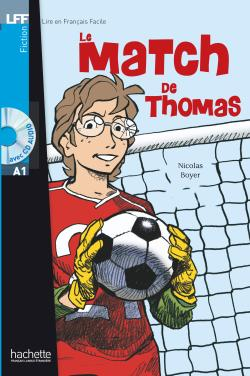 Le Match de Thomas + CD audio (A1)