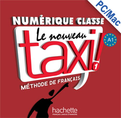 Le Nouveau Taxi ! 1 - Manuel numérique pour l'enseigant (version téléchargeable)