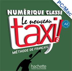 Le Nouveau Taxi ! 2 - Manuel numérique pour l'enseigant (version téléchargeable)