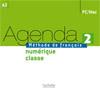 Agenda 2- Manuel numérique enrichi pour l'enseignant (téléchargeable KNE)