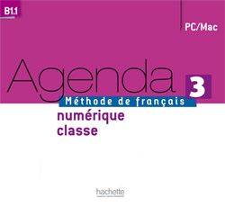 Agenda 3 - Manuel numérique enrichi pour l'enseignant (téléchargeable KNE)