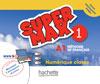 Super Max 1 - Manuel numérique interactif pour l'enseignant (carte de téléchargement)