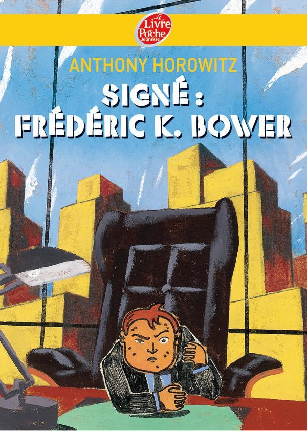 Signé: Frederik k Bower