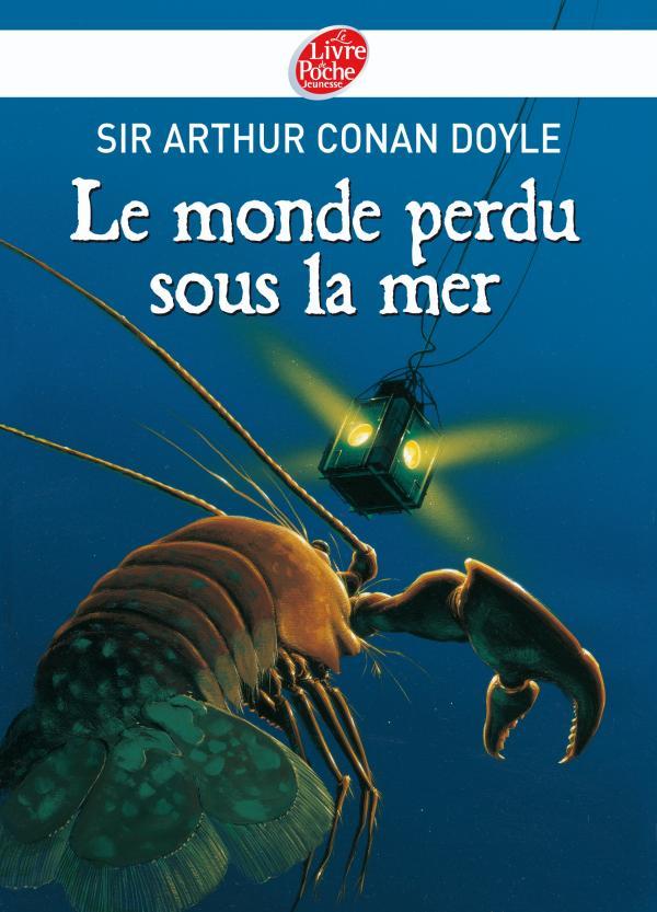 Le monde perdu sous la mer - Texte intégral