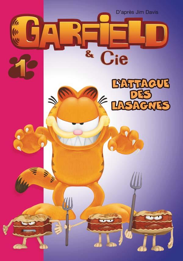 Garfield 01 - L'attaque des lasagnes