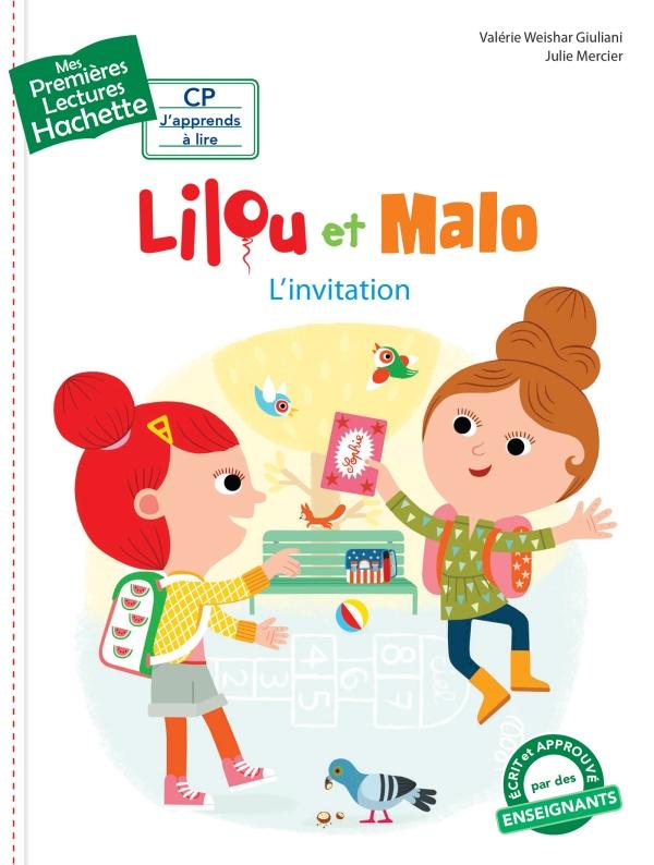 Lilou et Malo - L'invitation