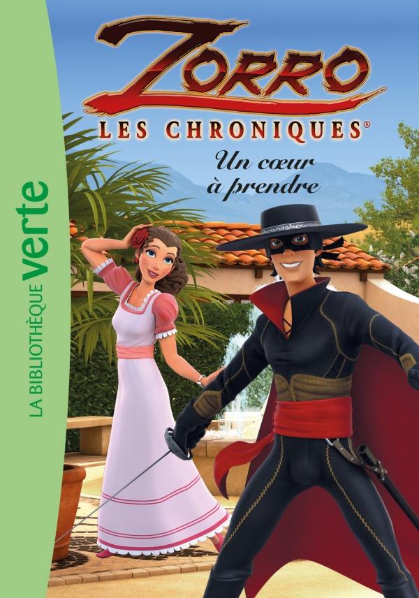 Les chroniques de Zorro 03 - Un coeur à prendre