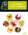 200 salades - Fruits et lgumes