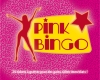 Carte  gratter St Valentin Pink Bingo