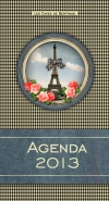 L'agenda 2013 des Cakes de Bertrand
