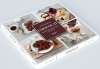 Coffret 4 mini-livres chocolat