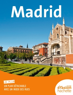 Couverture Madrid