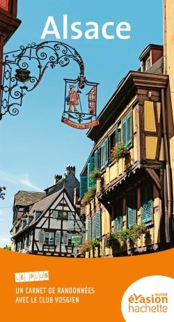 Couverture Guide Evasion Alsace