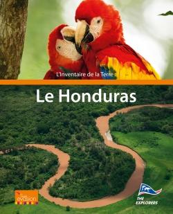 Couverture L'Inventaire de la Terre : Le Honduras