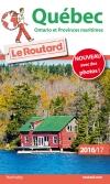 Guide voyage Québec, Ontario et Provinces maritimes 2016/17