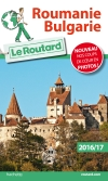Guide voyage Roumanie, Bulgarie 2016/17