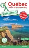 Guide voyage Québec, Ontario et Provinces maritimes 2017/18