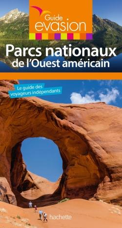 Couverture Parcs nationaux de l'Ouest américain