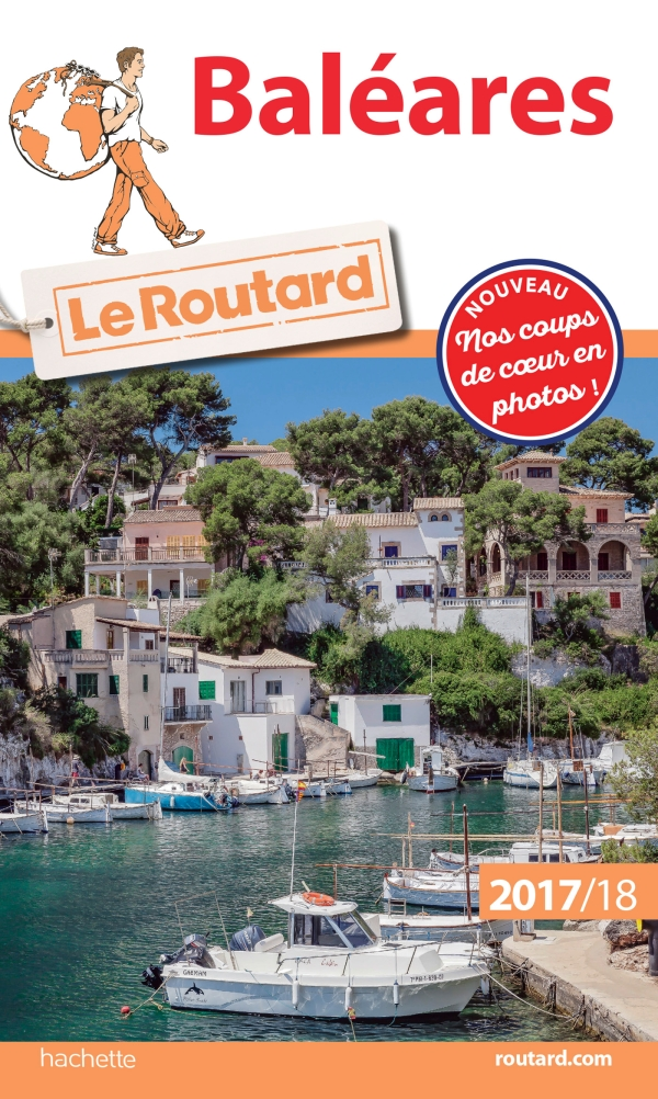 Guide du Routard Bal?ares 2017/18