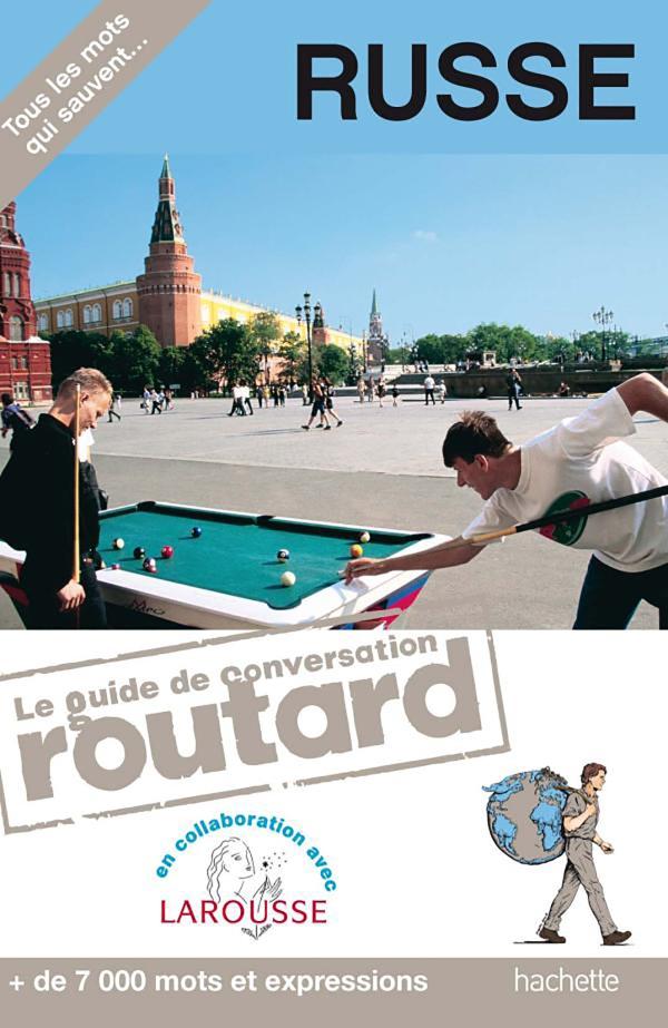 Russe  le guide de conversation Routard