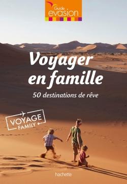 Couverture Voyager en famille