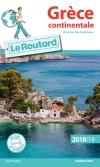 Guide voyage Grèce continentale 2018/19