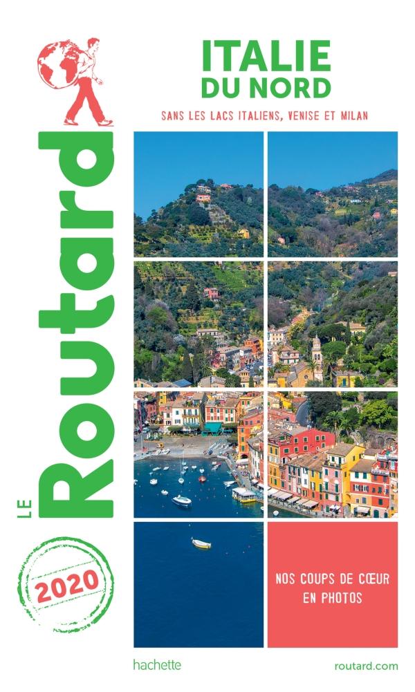 Guide du Routard Italie du Nord 2020