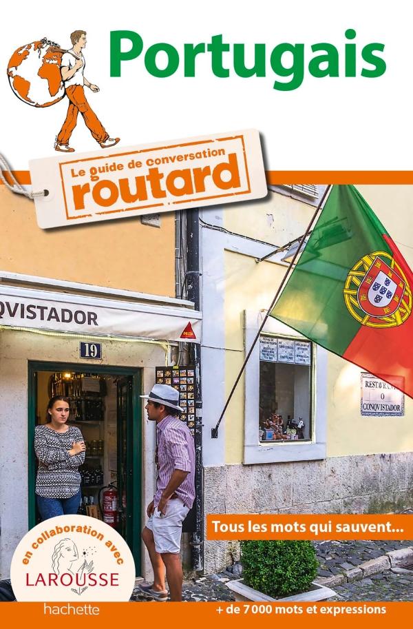 Portugais le guide de conversation du Routard