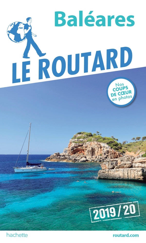 Guide du Routard Bal?ares 2019/20