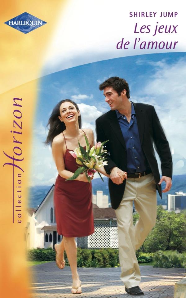 Les jeux de l'amour (Harlequin Horizon)