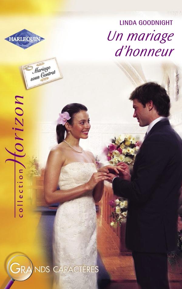 Un mariage d'honneur (Harlequin Horizon)