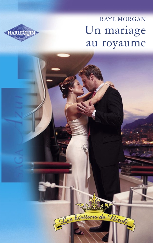 Un mariage au royaume (Harlequin Azur)