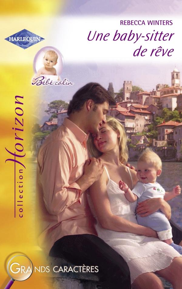 Une baby-sitter de rêve (Harlequin Horizon)