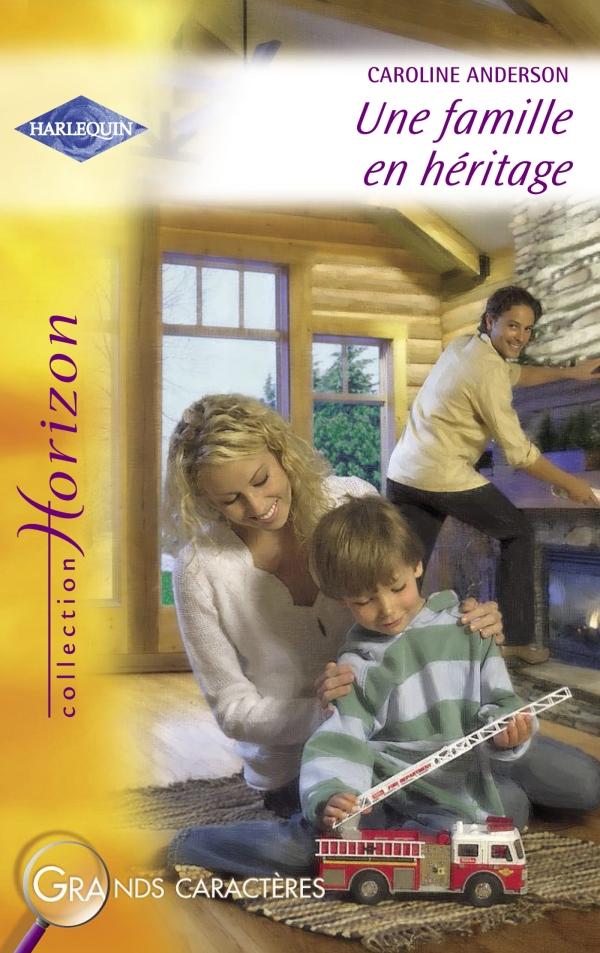 Une famille en héritage (Harlequin Horizon)
