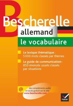 Bescherelle Allemand : le vocabulaire