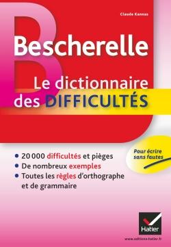 Bescherelle Le dictionnaire des difficult�s