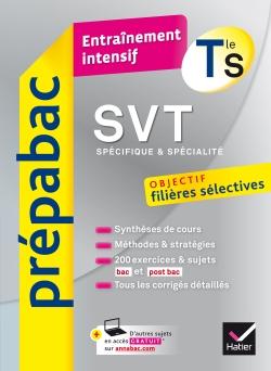 SVT Tle S (sp�cifique & sp�cialit�) - Pr�pabac Entra�nement intensif