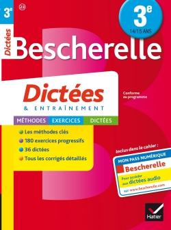 Bescherelle Dict�es 3e
