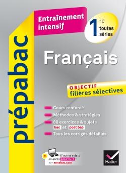 Fran�ais 1re - Pr�pabac Entra�nement intensif